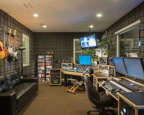 Home Recording Studio Design - [peenmedia.com]