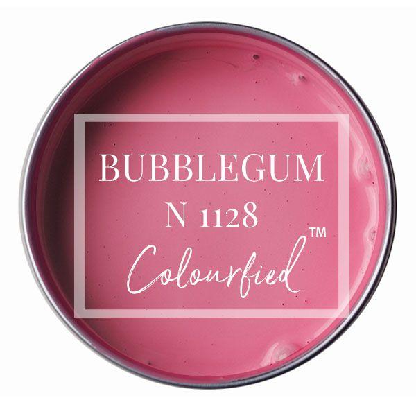 Colourfied's new colour - Bubblegum