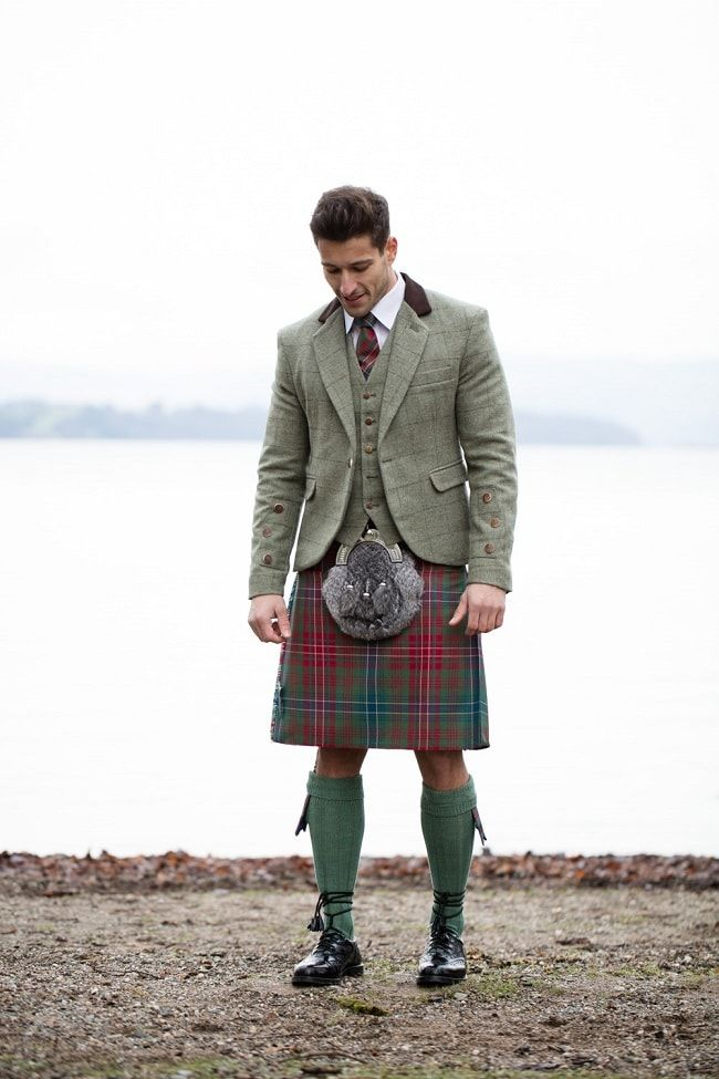 If you like tartan tailoring or you're looking for a Scottish wedding suit, head to London's Shoreditch to Discover MacGregor and MacDuff.