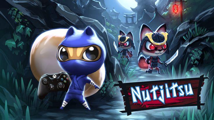 Nutjitsu – XboxOne - http://downloadtorrentsgames.com/xbox-one/nutjitsu-xboxone.html