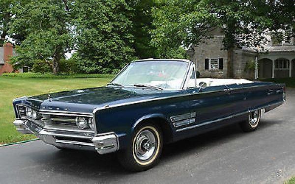 1966 Chrysler 300 Convertable