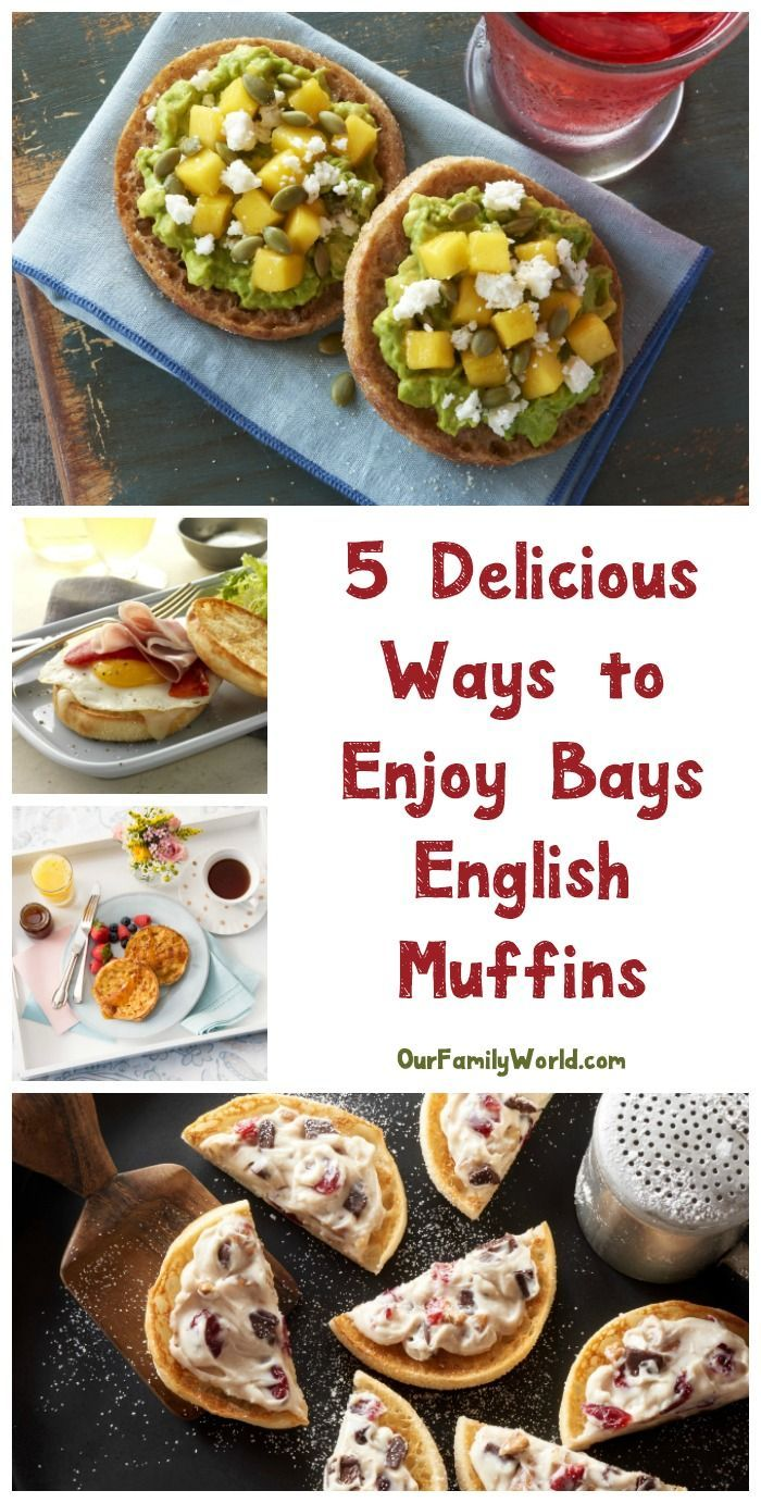 The 25 best bays english muffins ideas on pinterest canadian 5 delicious ways to enjoy bays english muffins holiday sweepstakes forumfinder Gallery