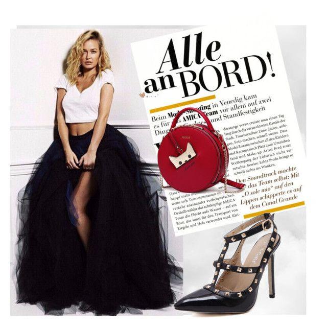 Без названия #2 by valentina-lisovskaya on Polyvore featuring мода
