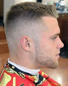Image result for mens military cut