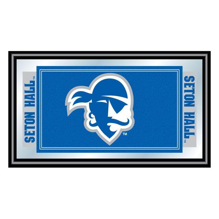 NCAA Seton Hall Pirates Wall Mirror,