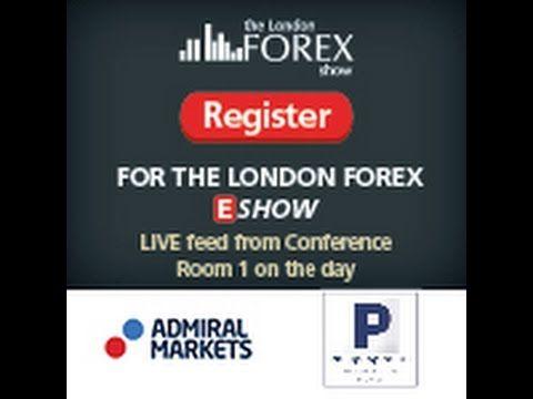 London Forex eShow free webinar with Admiral Markets, Nenad Tarantula Kerkez and Chris Svorcik - YouTube