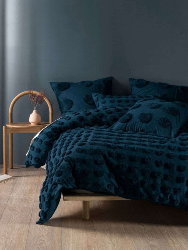 Haze Teal Quilt Cover Set With Images