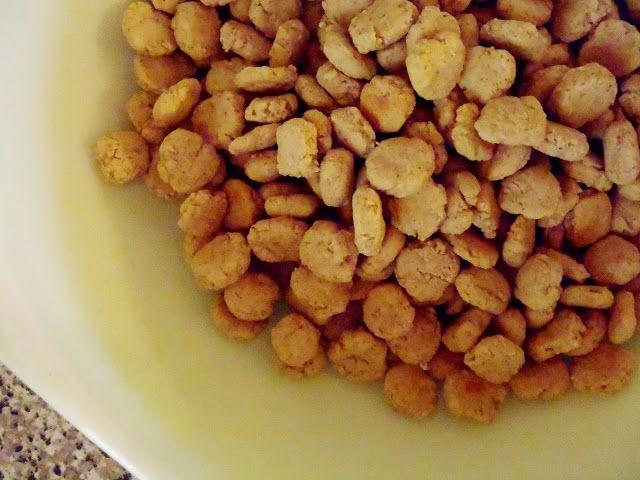 Homemade Cheerios – Turning It Home