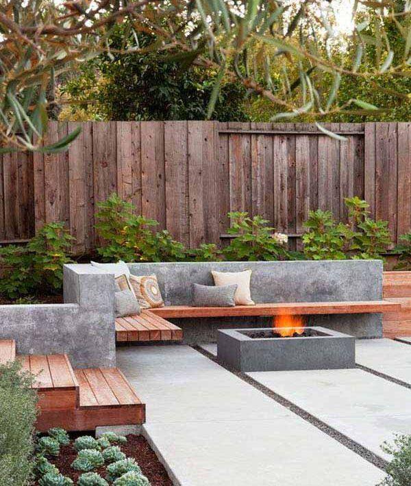 20 Small Backyard Garden For Look Spacious Ideas | Home Design And Interior