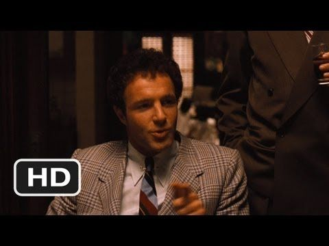 The Godfather: Part 2 (8/8) Movie CLIP - Corleone Family Flashback (1974) HD
