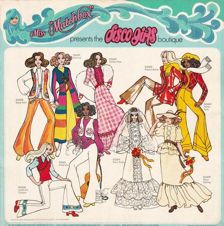 matchbox disco girls fashion pack Boutique 3