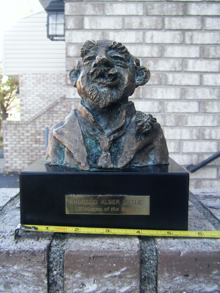 rube goldberg original bronze sculptor chairman of the board 3 out of