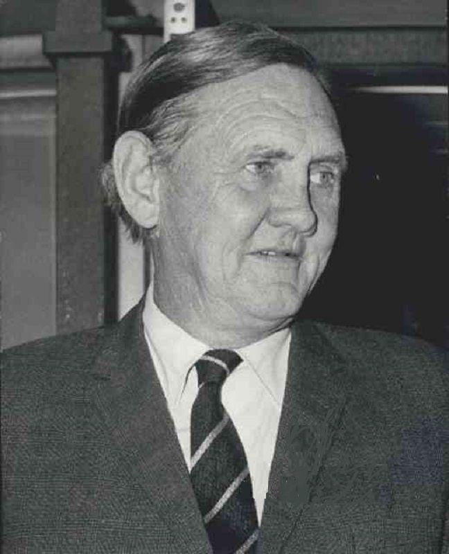 Sir John Grey Gorton, 19th Prime Minister of Australia