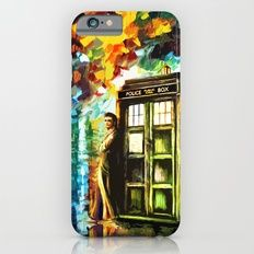 Time Lord Slim Case iPhone 6s