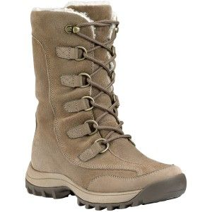 @Timberland Canard Resort 10in Women's Boots. $138.99.   #timberland #boot #style #fashion #kona http://www.konasports.com/timberland-canard-resort-10in-womens-boots-in-greige-suede.aspx