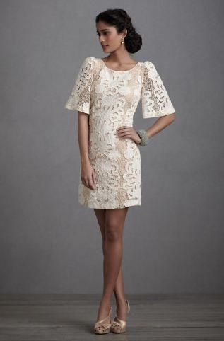 vestido corto de novia2