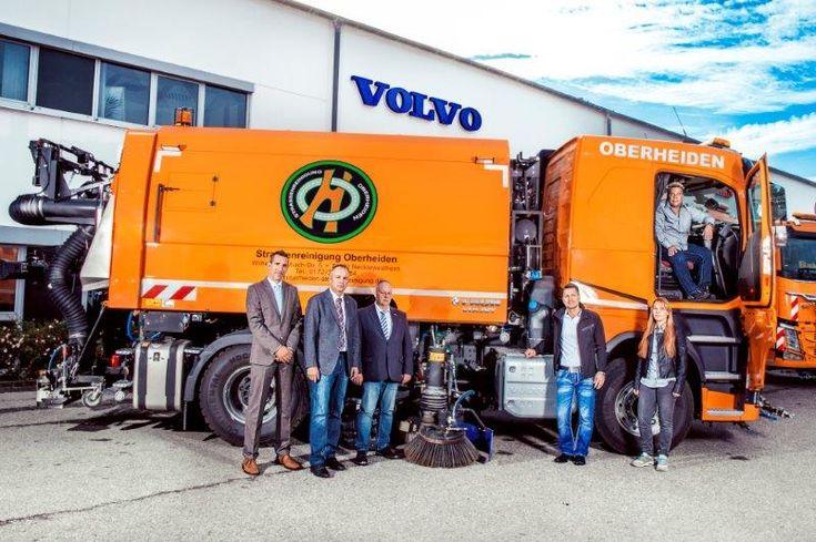 Stuttgart 21: Neue Volvo Trucks kehren gut
