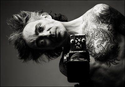 Autorretratos // Selfportraits (by Alberto Garcia-Alix)
