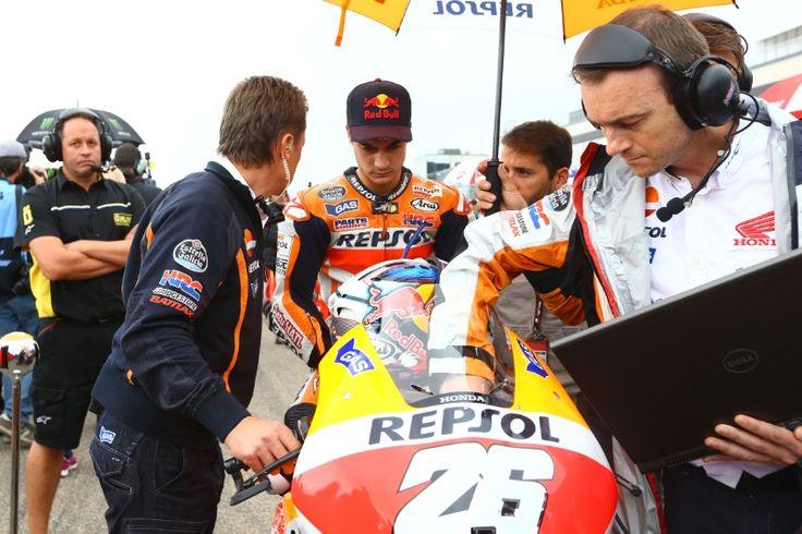 Pedrosa, Aragon MotoGP race 2014