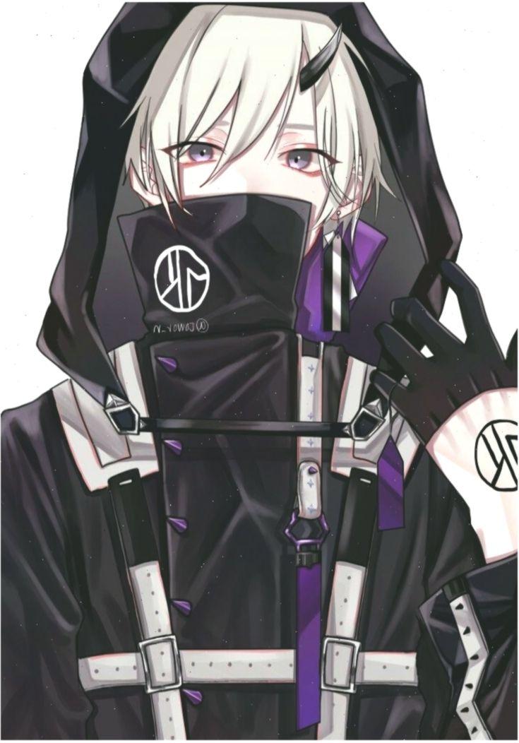 Anime Animeboycute Anime Demon Boy Dark Anime Guys Anime Neko