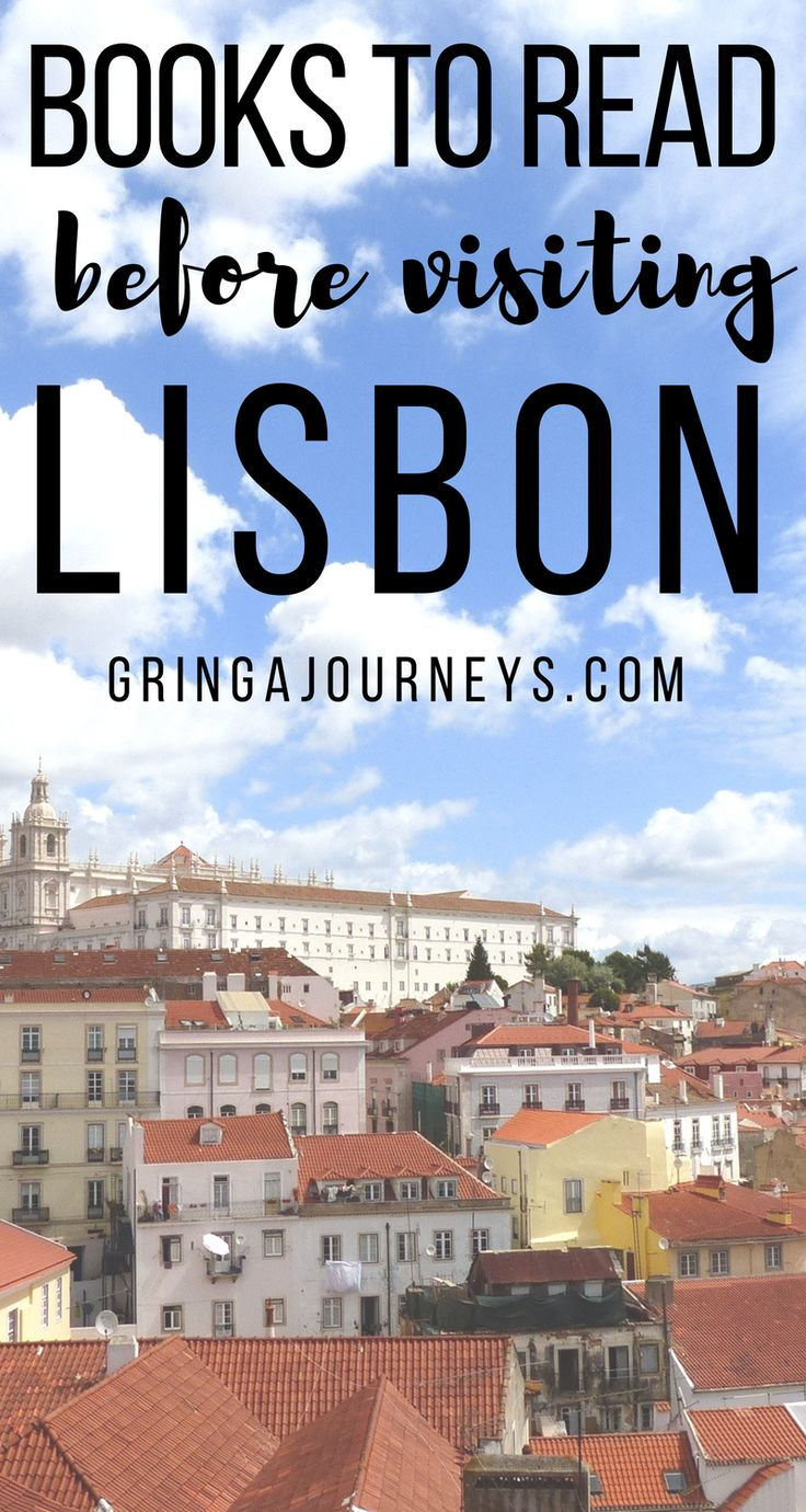 One of the best ways to become familiar with a city before your trip is to read about it! For my upcoming vacation to Lisbon, Portugal, I did exactly that. From thrillers to a bit of history, here are my three favorite books about Lisbon.