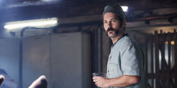 That Time Paul Rudd's Wild Mustache For Netflix's Mute Scared People