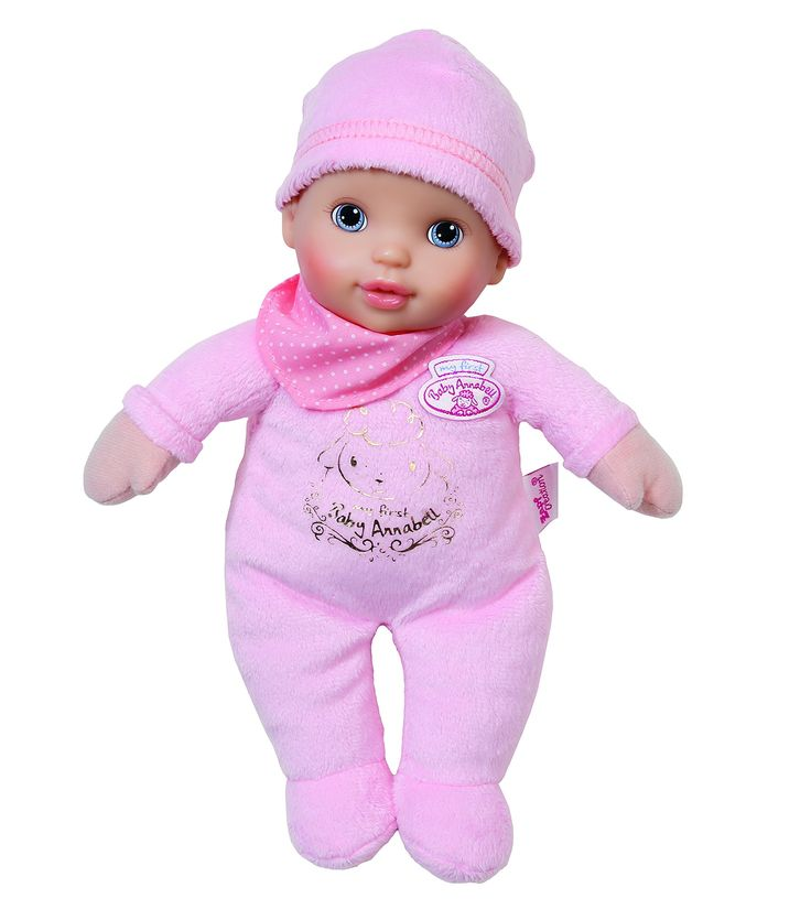Zapf Creation 794104 - My First Baby Annabell Newborn Puppe