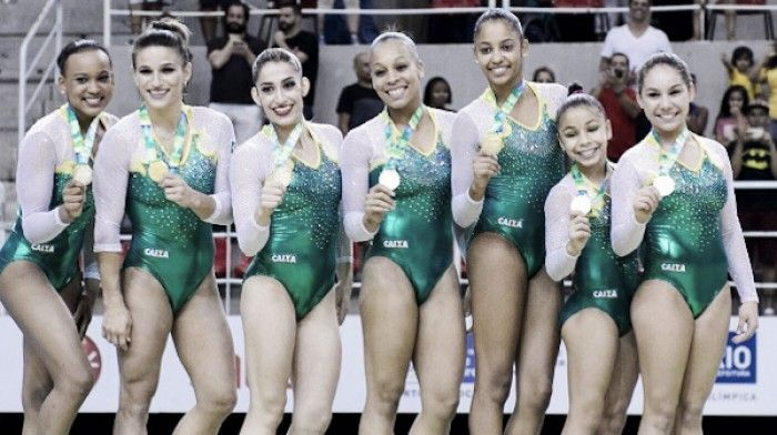rio olympics 2016 women's us swimming team | Rio 2016: Brazil Women's Gymnastics…