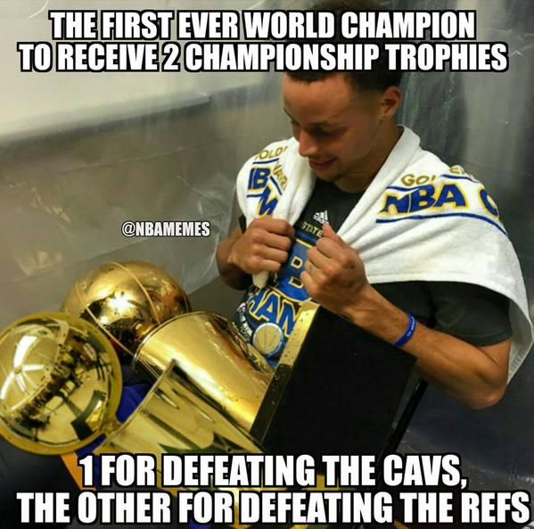 Steph Curry & Warriors be like... - http://nbafunnymeme.com/nba-memes/steph-curry-warriors-be-like