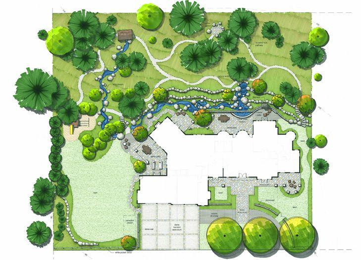 366 best images about sketches landscape on pinterest for Mountain landscape design