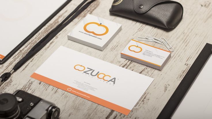 Zucca Branding / Foto / Website