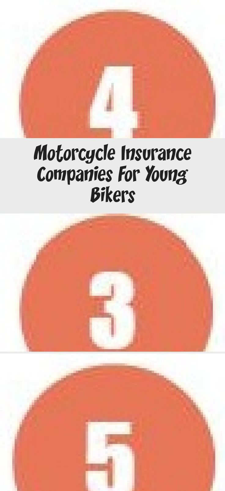Motorcycle insurance companies for young bikers insurance