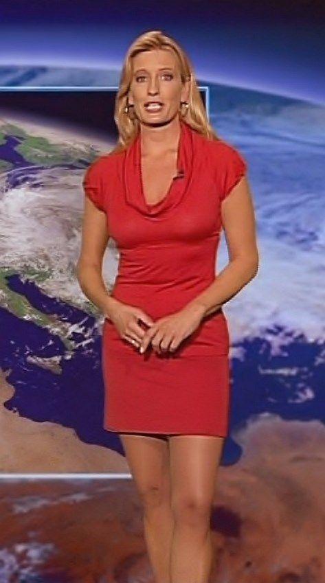 Ulrike Von Der Groeben Beine