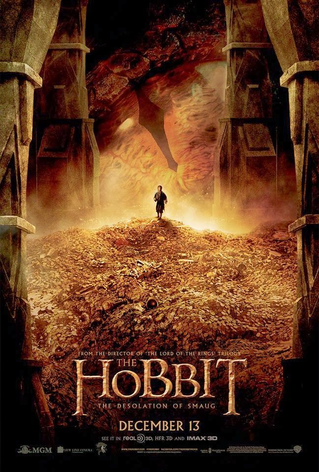 Dutch Movie Reviews: The Hobbit: The Desolation of Smaug