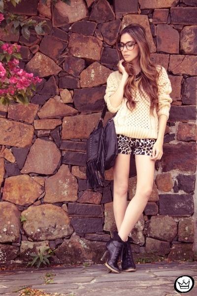 Chunky sweater. | My Style | Pinterest