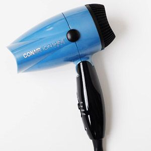 blow-dryer for swimmers ear