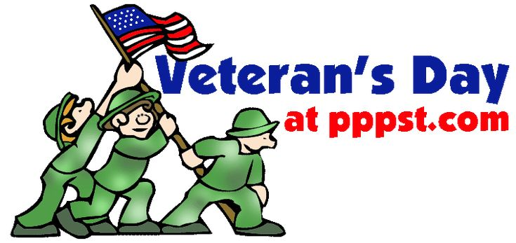 Veterans Day for Kids & Teachers - FREE presentations in PowerPoint format, FREE interactive activities & games