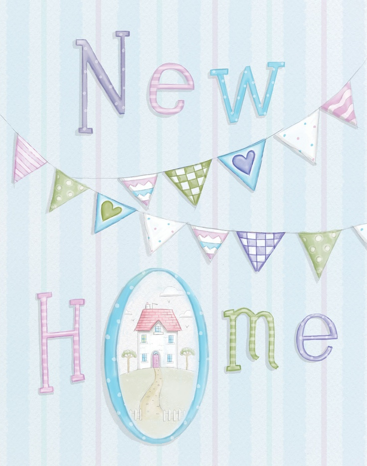 New home card new home cards for Wallpaper new home