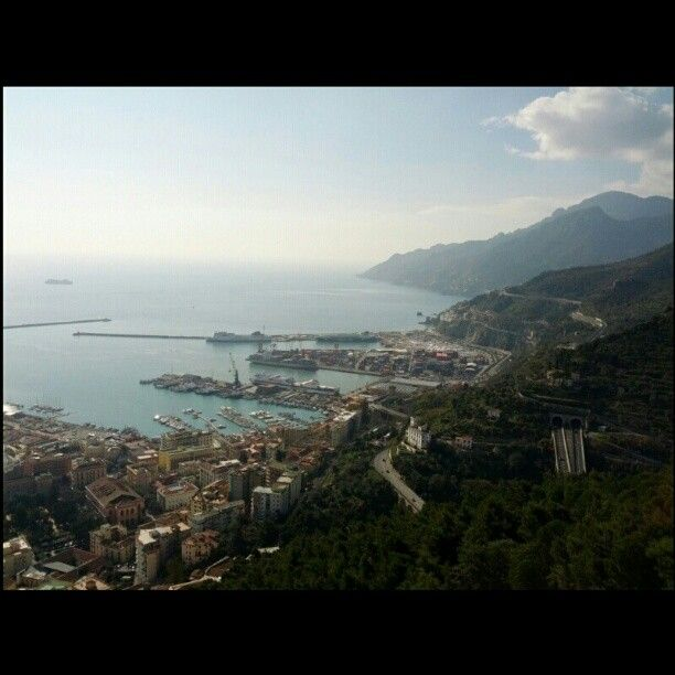 Salerno in SA