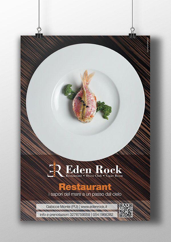 Eden Rock Restaurant poster 2012