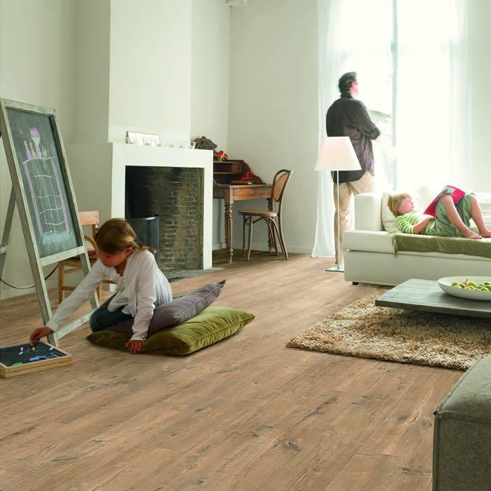 Best Quickstep Images On Pinterest Dorm Ideas Home Design - Parquet quick step salle de bain