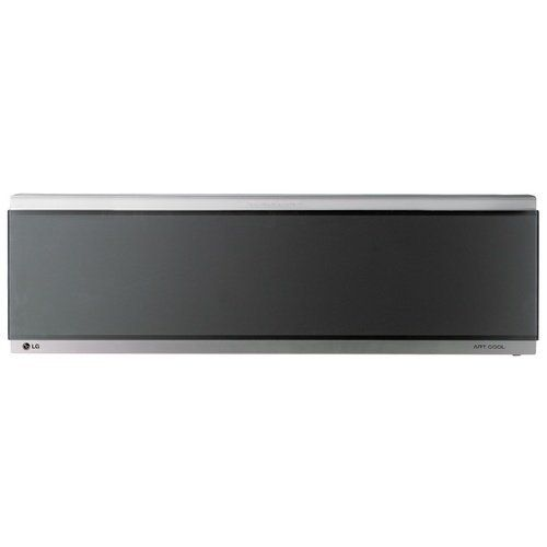 LG LMAN095HVT 9,000 BTU Art Cool Mirror Ductless Flex Multi-Split Air Conditioner with Heat Pump by LG. $574.99. [\\n] [\\n] [\\n] [\\n] Product Information:[\\n] About the 9,000 BTU LG LMAN095HVT Art Cool Mirror Ductless Indoor Air Conditioner The LG LMAN095HVT Art Cool Mirror Ductless Indoor Air Conditioner is a 9,000 Class BTU unit with an included heat pump inverter. A highlighted feature of this unique unit is the changeable front color mirror panel, and its slim a...