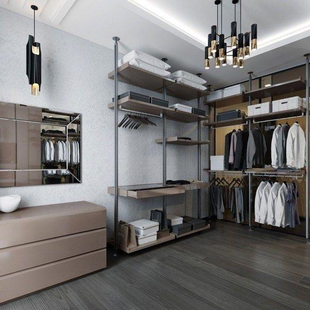 Мужская спальня - Дизайн интерьеров | Идеи вашего дома | Lodgers