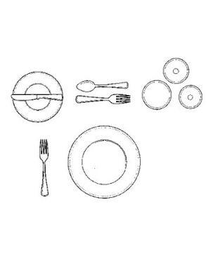 1000 ideas about dining etiquette on pinterest tea. Black Bedroom Furniture Sets. Home Design Ideas
