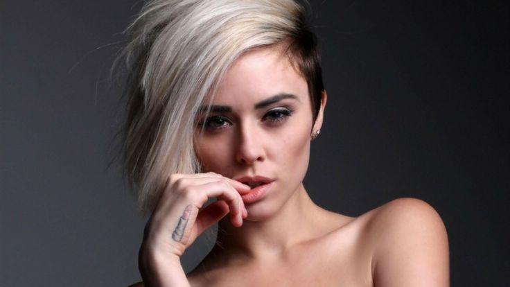 Kurzhaarfrisuren Damen – Aktuelle Frisuren für 2018/2019, kurzhaarfrisuren dame … –