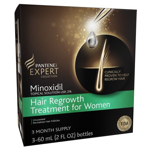 Pantene Minoxidil Topical Solution Usp, 2% Hair Regrowth Treatment For Women 90 Day Supply 6 Fl Oz, 6.000-Fluid Ounce Pantene,http://www.amazon.com/dp/B00FF5B374/ref=cm_sw_r_pi_dp_7Nr4sb0NZHC9V3B6