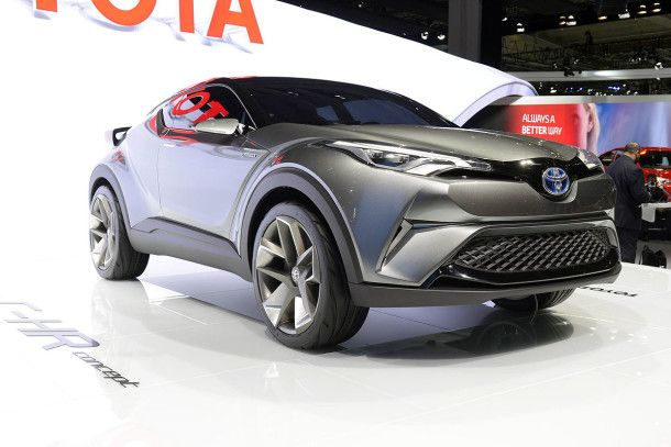 2016 Toyota SUV Mini Price