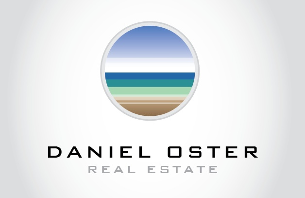 Conceptual logo for a beach-located real estate firm #design #logo