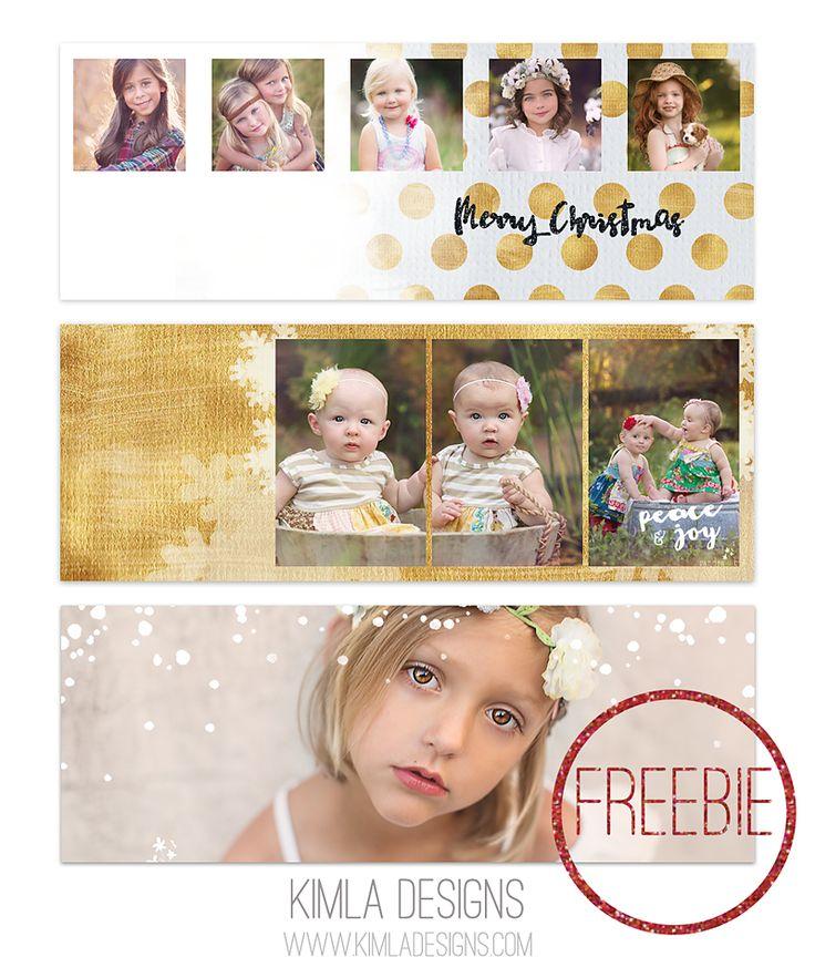 Kimla Designs and Photography: Free Christmas Templates for Photographers