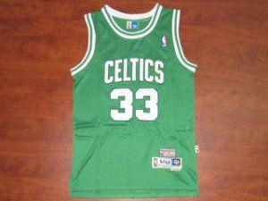 16ac09b5410 ... purchase larry birdboston celticsindiana boston celtics 33 bird black  nba fashion jersey boston celtics nba green